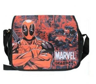 Deadpool 'Comic' Messenger Bag